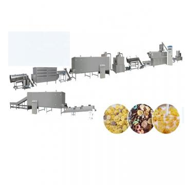 Automatic Corn Flake Forming Machine Oats Flattening Press Machine Buckwheat Oat Flattening Machine