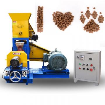 Pet food extruder machine dry dog food machine