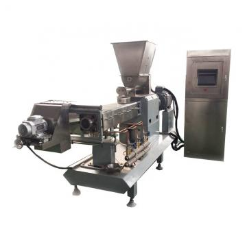 Automatic Puffed Snack Food Fried Potato Chips Seasoning Making Machine