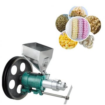 Full Autoamtic Puff Corn Kurkure Food Extruder Making Machine
