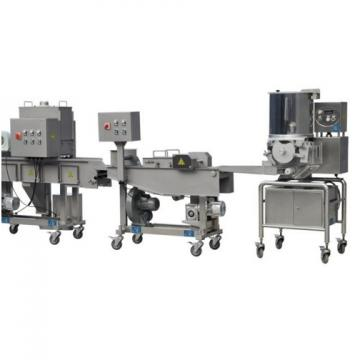 Commercial Automatic Burger Bun Cake Making Machine manufacturer