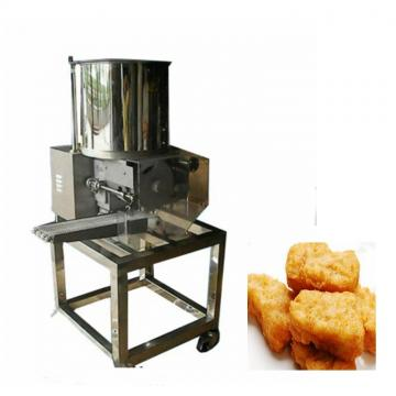 Nuggets Making Maker Machine Processed Chicken Nugget