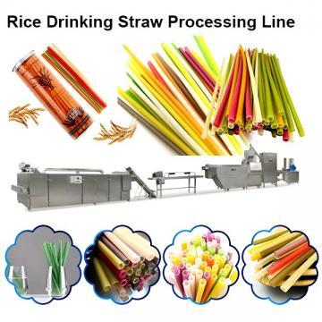 Biodegradable drinking paper straw making machine