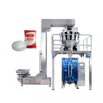 Automatic Feeding Weighing Filling Sealing Snack Food Packing Line Machine