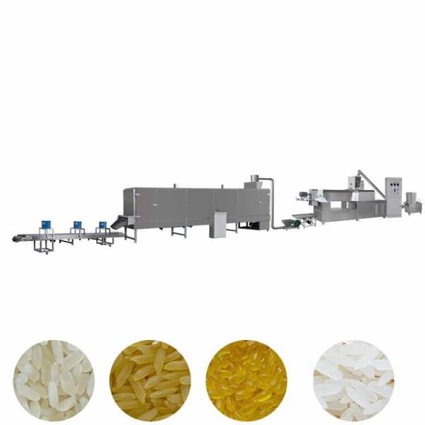 Automatic Artificial Puffed Rice Making Machine Price