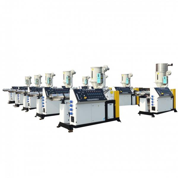 HDPE sheet extruder machine YX-120/33 Single -screw extruder