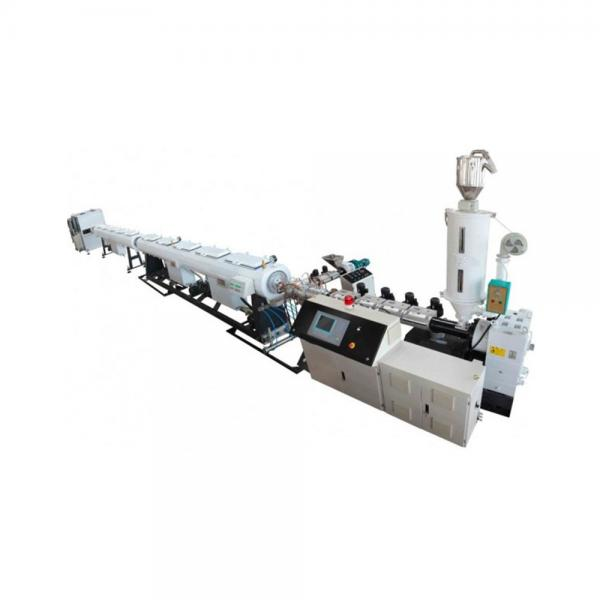 Conical Twin Screw Extruder/Double Screw Extruder/Plastic Extrusion Machinery