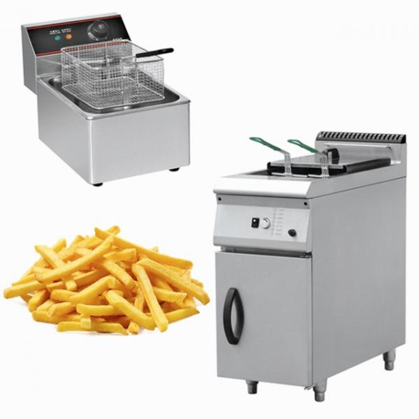 Cnix Commercial Electric Pressure Fryer 24L Capacity