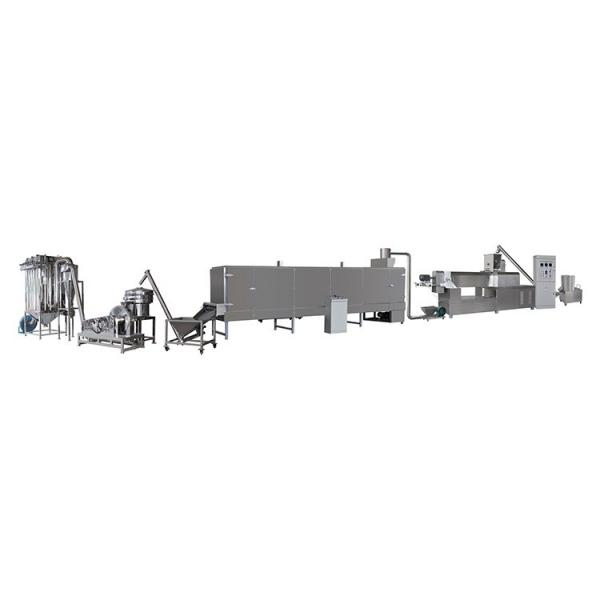 Health Nutritional Rice Powder Processing Line/Baby Food Making Machine