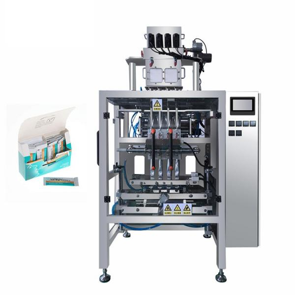 Pet Food/ Seeds/ Sesame Automatic Food Weighing and Packing Machine #1 image