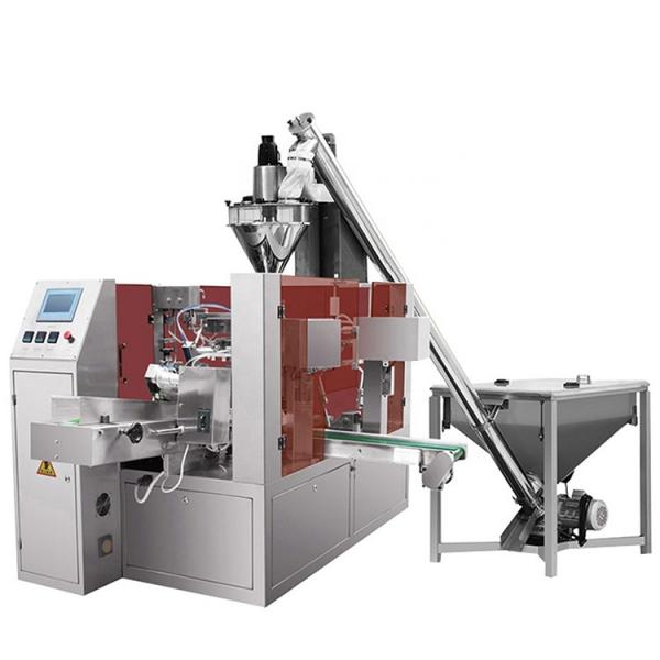 Full Automatic Weighing and Packing Machine (QZB-700)